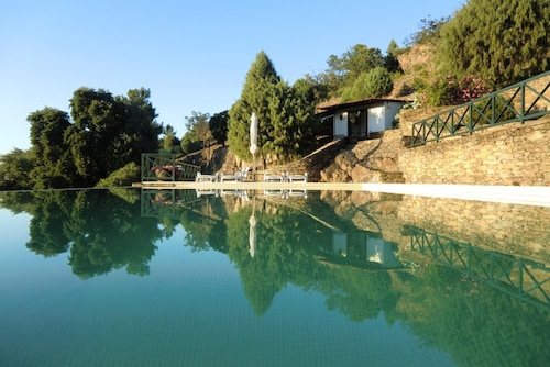 . Villa With 3 Bedrooms in Torre de Moncorvo, With Wonderful Mountain View, Shared Pool and Enclosed Garden