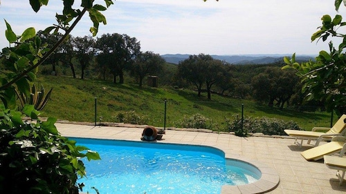 House With 2 Bedrooms in Almodovar, With Wonderful Mountain View, Pool, Almodôvar