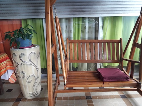 Apartment With one Bedroom in Fort-de-france, With Wonderful sea View,, Fort-de-France