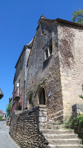 House With one Bedroom in Limeuil, With Enclosed Garden and Wifi, Dordogne