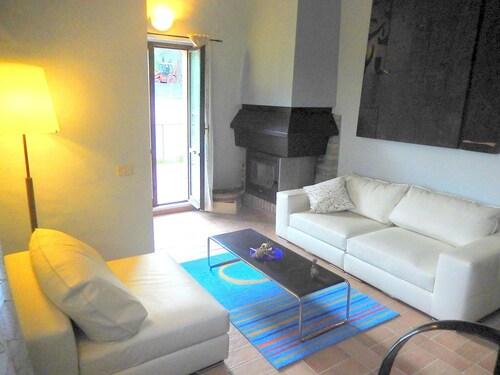 Apartment With 2 Bedrooms in Mondavio, With Wonderful Mountain View, P, Pesaro E Urbino