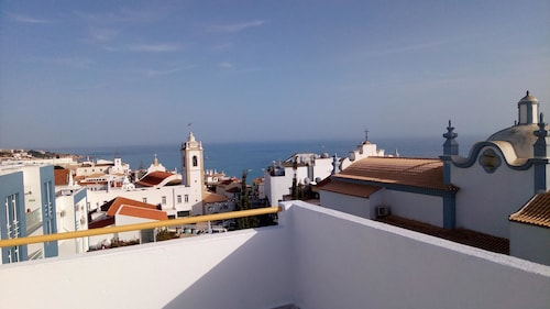 House With one Bedroom in Albufeira, With Wonderful City View, Enclose, Albufeira