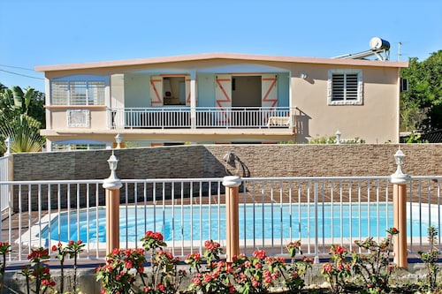 Apartment With 3 Bedrooms in Dubedou, With Wonderful sea View, Pool Ac, Saint-François