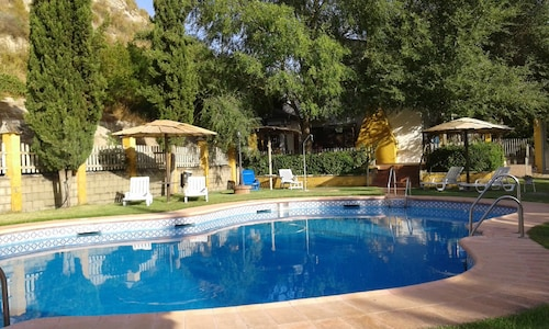 House With 4 Bedrooms in Palenciana, With Private Pool, Enclosed Garde, Córdoba