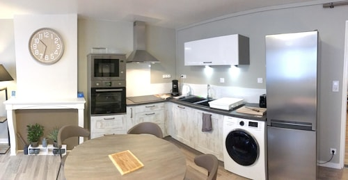 Apartment With one Bedroom in Besançon, With Wifi, Doubs