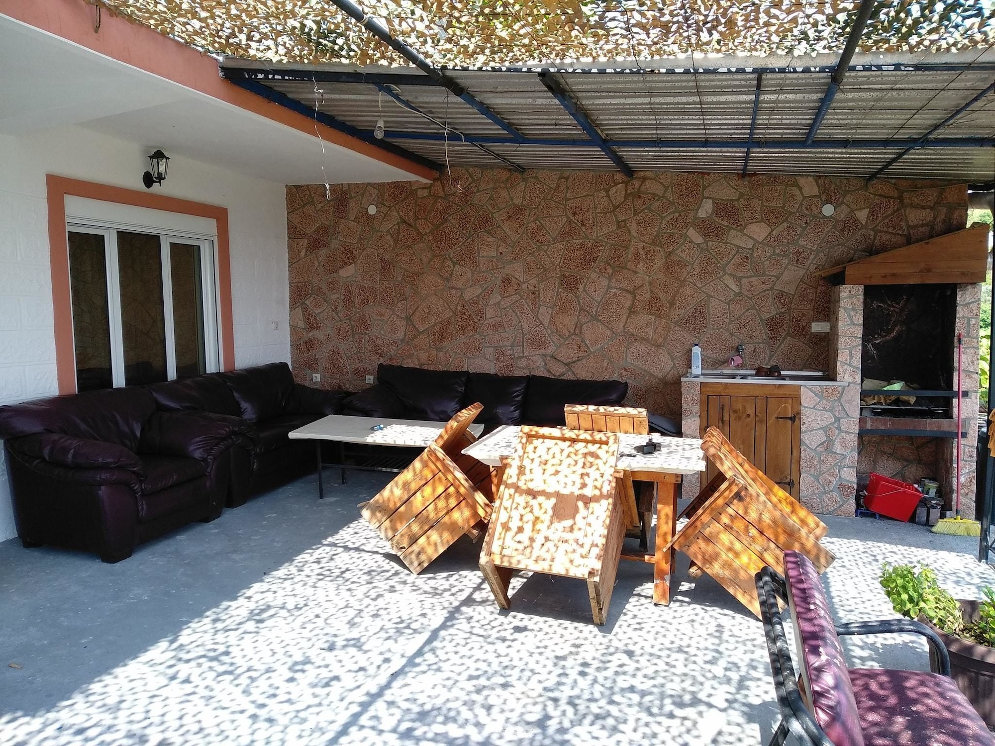 Apartment With 2 Bedrooms in Ulcinj, With Wonderful sea View, Enclosed,