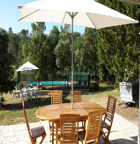 House With 3 Bedrooms in Flassans-sur-issole, With Private Pool, Furni, Var
