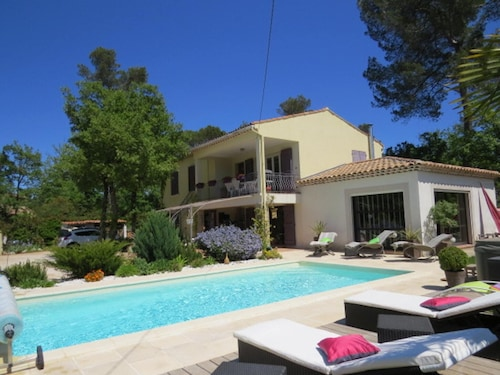 House With 4 Bedrooms in Nans-les-pins, With Wonderful Mountain View,, Var