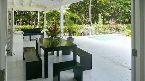 Gorgeous, 3-bedroom Villa With a Flower-filled Garden and an Infinity, Las Terrenas