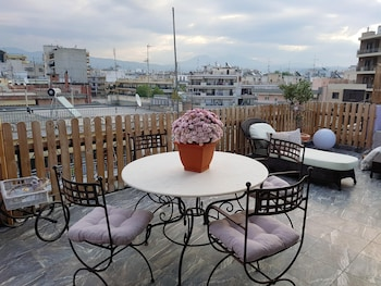 APARTMENT WITH ONE BEDROOM IN THESSALONIKI, WITH WONDERFUL CITY VIEW, FURNISHED BALCONY AND WIFI - 3