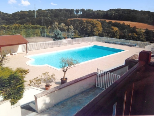 House With 3 Bedrooms in Faverolles, With Wonderful Lake View, Pool Ac, Indre