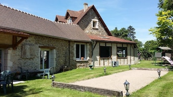 House With 5 Rooms in Fourges Near Giverny, With Indoor Heated Pool, E
