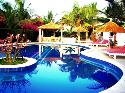 Villa With 3 Bedrooms in Saly, With Pool Access, Enclosed Garden and W, Mbour