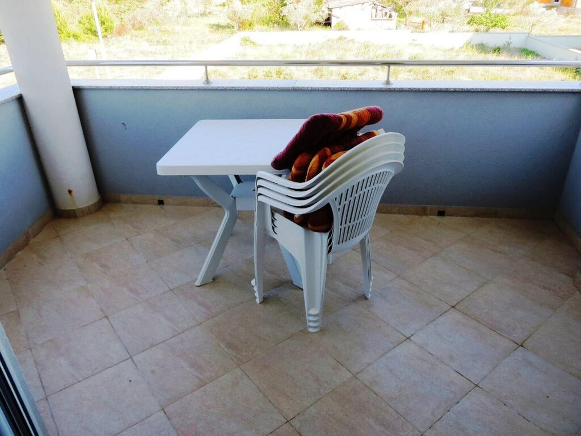 Apartment With 2 Bedrooms in Vrsi, With Enclosed Garden - 350 m From t, Nin