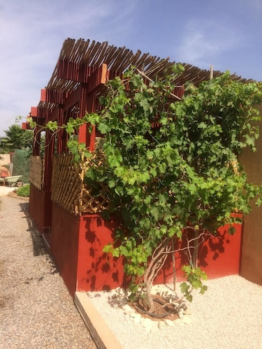 Villa With 4 Bedrooms in Oulad Teima, With Wonderful Mountain View, Pr, Taroudannt