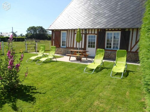House With 2 Bedrooms in Épreville-en-lieuvin, With Enclosed Garden an, Eure