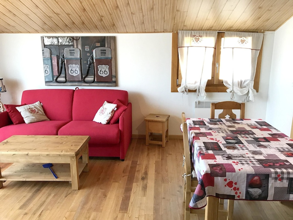 Chalet With 3 Bedrooms in Matemale, With Wonderful Lake View, Balcony and Wifi - 6 km From the Slope