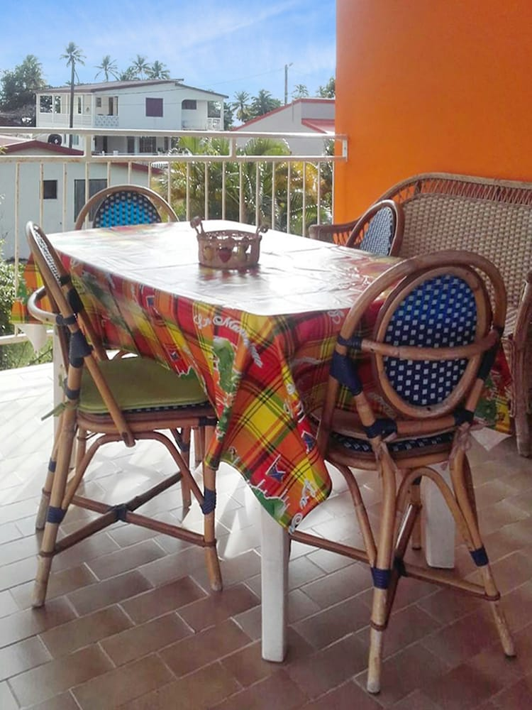 Apartment With 2 Bedrooms in Sainte Luce, With Wonderful sea View, Furnished Terrace and Wifi - 150