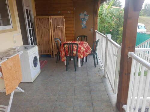 Apartment With one Bedroom in Les Anses-d'arlet, With Furnished Terrac, Les Anses-d'Arlets