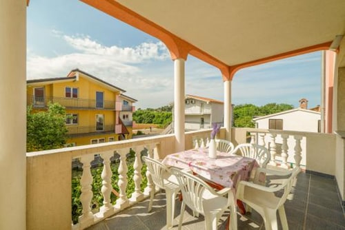 Apartment With 3 Bedrooms in Pula, With Enclosed Garden and Wifi - 1 k, Pula