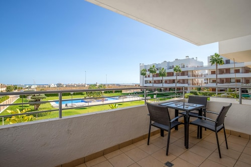 Orihuela - Apartment With 3 Bedrooms in Orihuela, With Wonderful sea View, Shared Pool, Enclosed Garden - 3 km From the Beach - z Warszawy, 24 kwietnia 2021, 3 noce