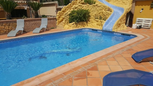 House With 2 Bedrooms in Écija, With Private Pool, Enclosed Garden and, Sevilla