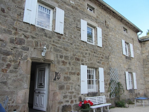 House With 4 Bedrooms in Saint-andré-en-vivarais, With Furnished Garde, Ardèche