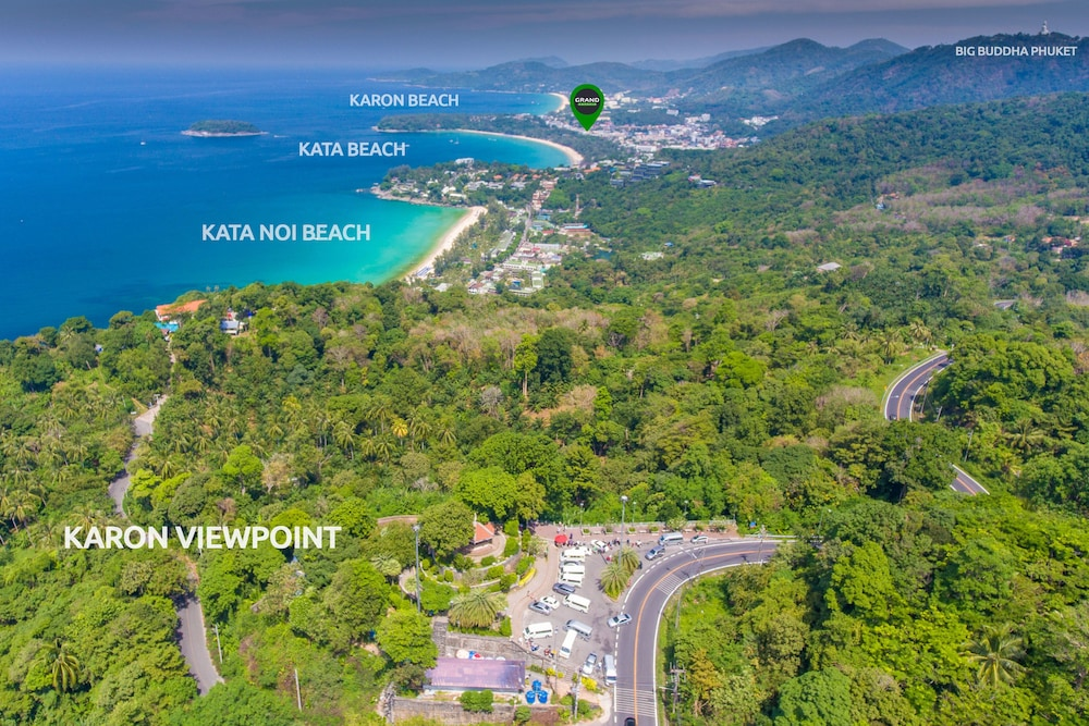 Grand Kata VIP - Kata Beach | Qantas Hotels