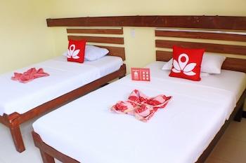 ZEN ROOMS GREENFIELDS INN BOHOL Guestroom