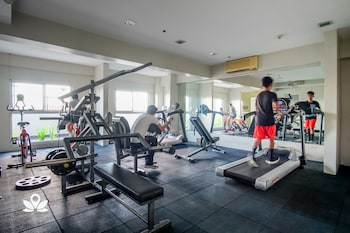 ZEN ROOMS AT MILLENIA TOWER ORTIGAS Fitness Facility