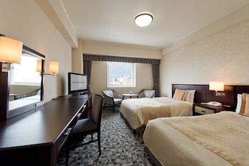 ツインルーム (1 名様利用) 禁煙|秋田ビューホテル