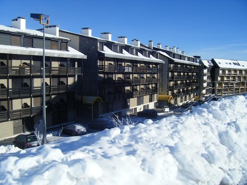 Studio in Saint-lary-soulan, With Balcony and Wifi - 100 m From the Sl, Hautes-Pyrénées