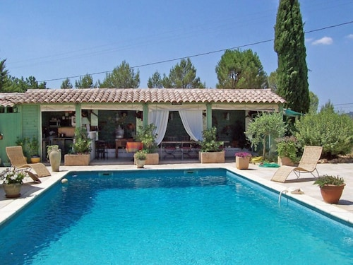 Villa With 4 Bedrooms in Cotignac, With Private Pool, Furnished Garden, Var