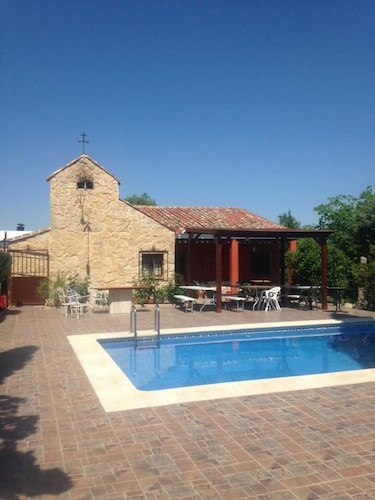 House With 7 Bedrooms in Burguillos de Toledo, With Private Pool and E, Toledo