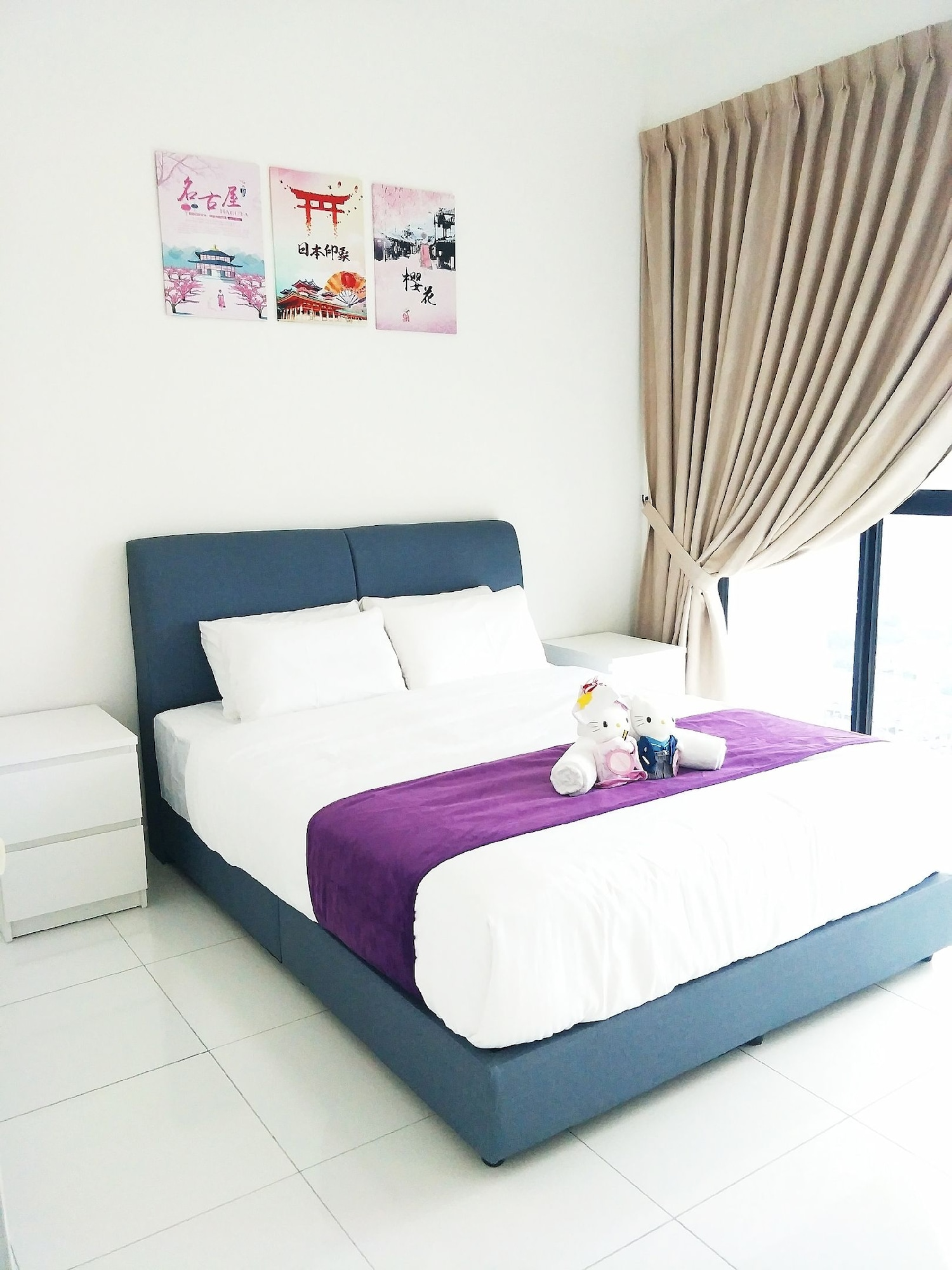 3BR Luxury Japanese Suite | AEON Bukit Indah, Johor Bahru