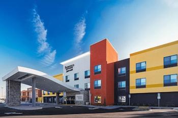 佛雷斯諾優勝美地國際機場萬豪套房費爾菲爾德飯店 Fairfield Inn&Suite by Marriott Fresno Yosemite Intl Airport