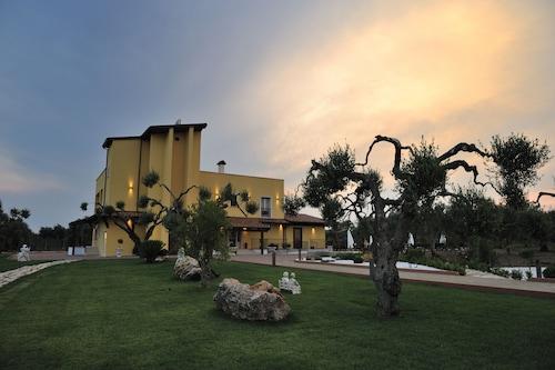 Villa D'Anzi, Taranto