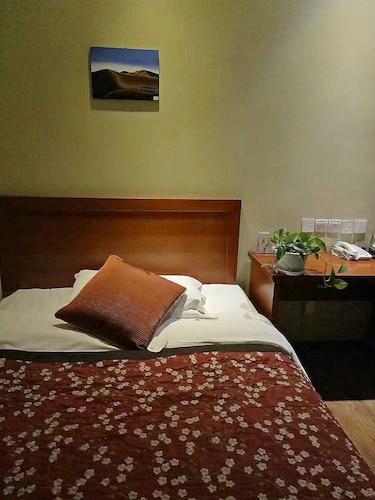 Super 8 Hotel Dunhuang Feng Qing Cheng, Jiuquan