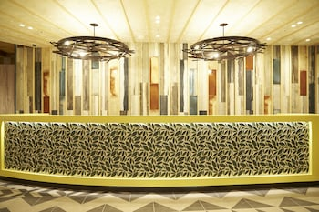 DAIWA ROYAL HOTEL D-CITY OSAKA HIGASHITEMMA Reception