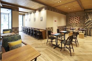 DAIWA ROYAL HOTEL D-CITY OSAKA HIGASHITEMMA Lobby Lounge