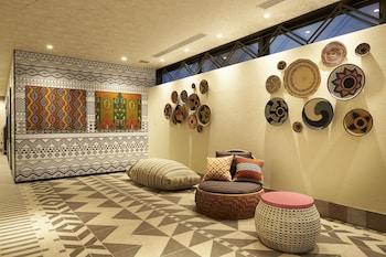 DAIWA ROYAL HOTEL D-CITY OSAKA HIGASHITEMMA Lobby