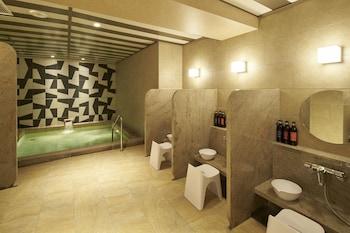 DAIWA ROYAL HOTEL D-CITY OSAKA HIGASHITEMMA Indoor Spa Tub