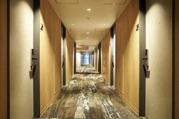 DAIWA ROYAL HOTEL D-CITY OSAKA HIGASHITEMMA Hallway