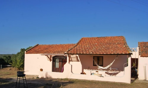 House With one Bedroom in Melides, With Wonderful sea View, Enclosed G, Grândola