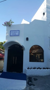 D' GECKO HOTEL Property Entrance