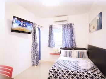 D' GECKO HOTEL Room