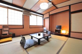 本館 和室 8畳 禁煙 トイレ付 松田屋旅館