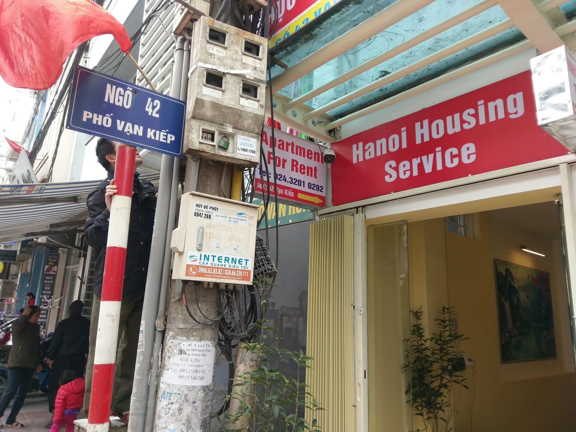 Hanoi Housing Service, Hai Bà Trưng