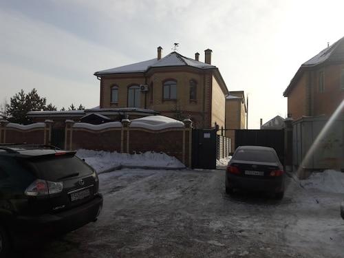 House, Tselinogradskiy