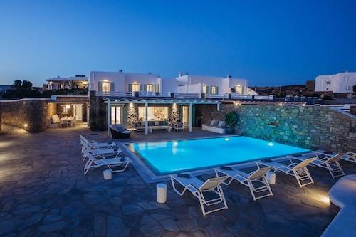 Villa Mando, South Aegean